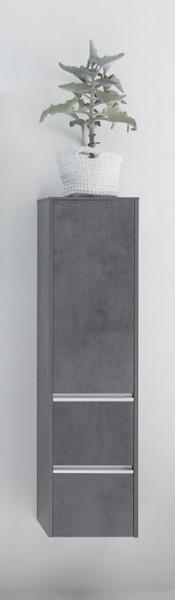 Pelipal Solitaire 6040 Bad-Midischrank mit 1 Drehtüre und 2 Auszügen / 33 cm MLL513033