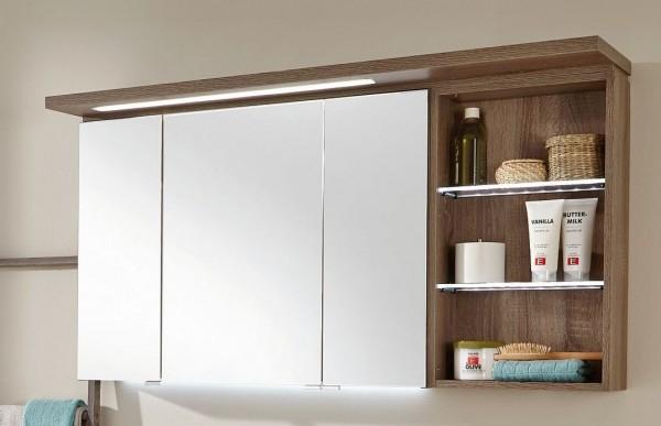 puris swing spiegelschrank 120 cm breit set41122r badm bel 1. Black Bedroom Furniture Sets. Home Design Ideas