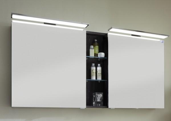 marlin bad 3130 azure spiegelschrank 140 cm breit sflar14 badm 246 bel 1