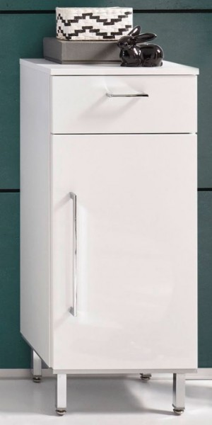 Puris Quada Bad-Highboard 40 cm breit HBA554A1S L/R
