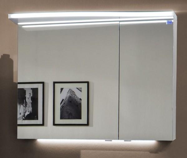 Marlin Bad 3160 - Motion Spiegelschrank 90 cm breit SOBS63 / SOBS36