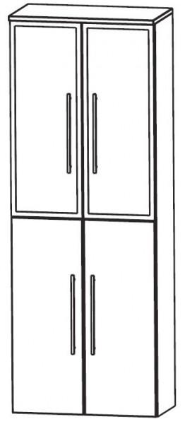 Puris Crescendo Bad-Hochschrank 60 cm breit HNA036B7