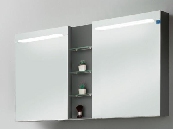 Marlin bad 3070 starlight spiegelschrank 140 cm breit slear14 badm bel 1 for Spiegelschrank 40 cm breit