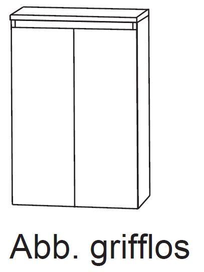 Puris Zoom Bad-Highboard 60 cm breit HBA516B1G