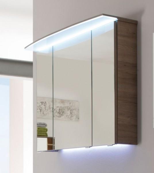 Pelipal Solitaire 7005 Spiegelschrank 80 cm breit RD-SPS 19