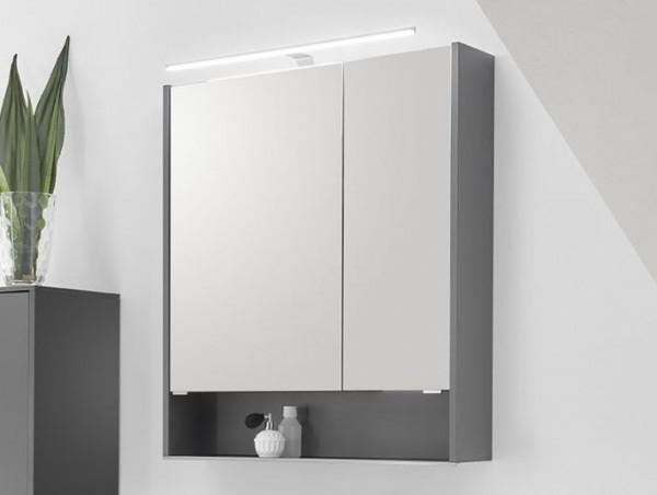 Pelipal Solitaire 6040 Bad-Spiegelschrank mit offenem Fach / 73 cm SENE00273