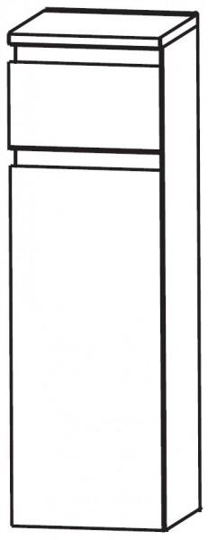 Puris Ace Bad-Highboard mit Wäschekippe 30 cm breit HBA553W01