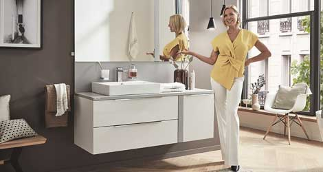 Puris Modern Life Waschtisch-Unterschrank