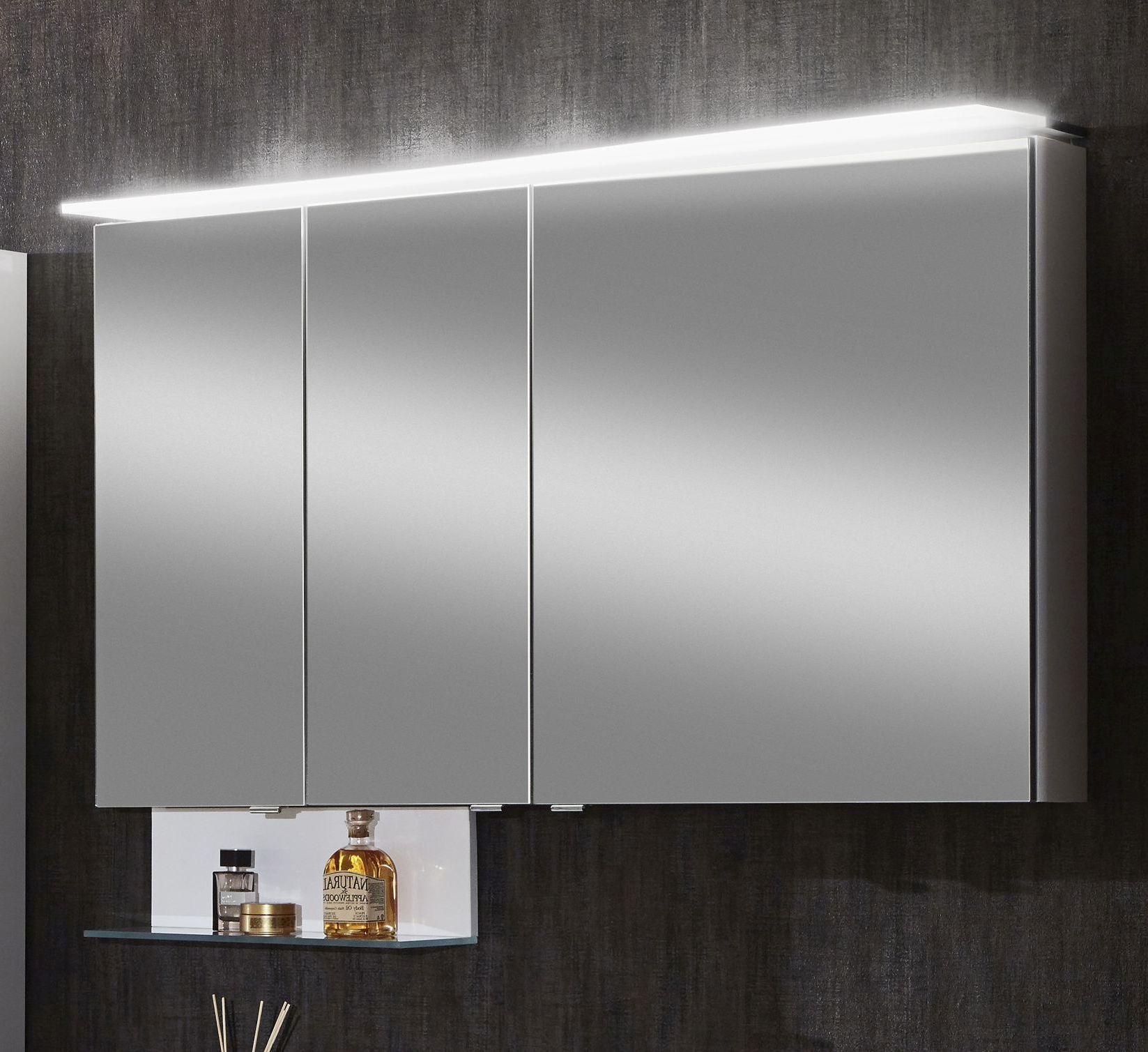 Marlin bad 3160 motion spiegelschrank 120 cm breit for Spiegelschrank 110 cm breit