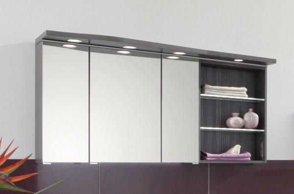 Puris Swing Spiegelschrank 120 cm breit SET41123R