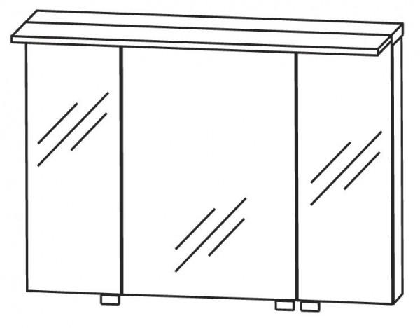 Puris Star Line Spiegelschrank 90 cm breit S2A439078