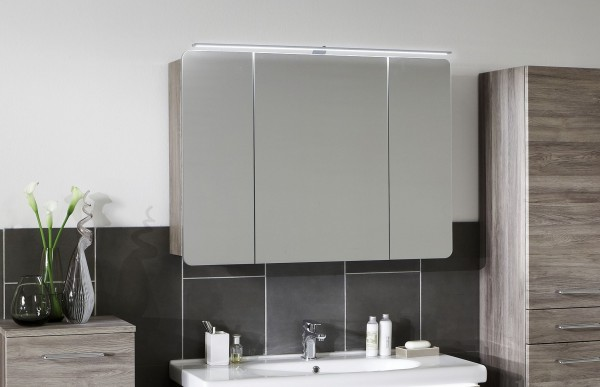 Marlin Bad 3020 - Life Spiegelschrank 100 cm breit FSPSR100