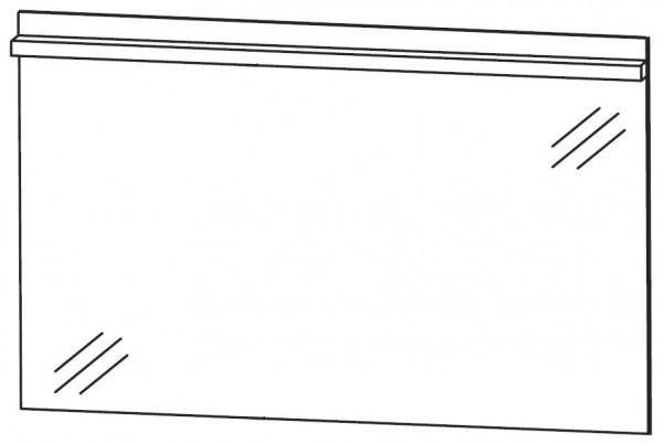 Puris Quada Badspiegel 120 cm breit FSA431272