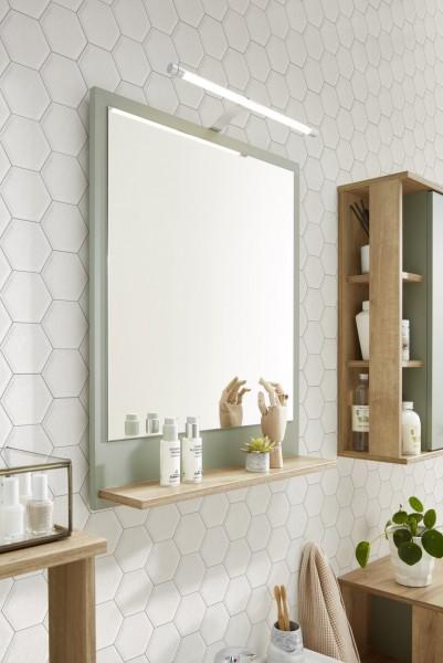 Pelipal 963 Salvie - Badspiegel mit Ablage 60 cm breit