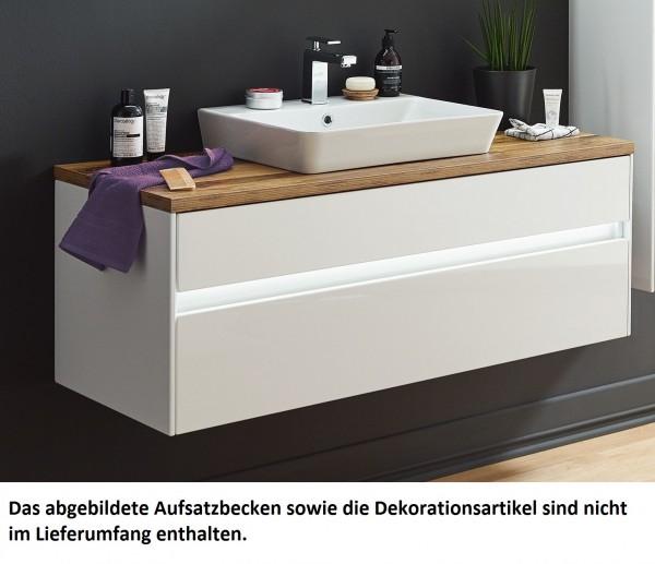 Puris Unique Waschtischunterschrank 122 cm breit SET382S1G