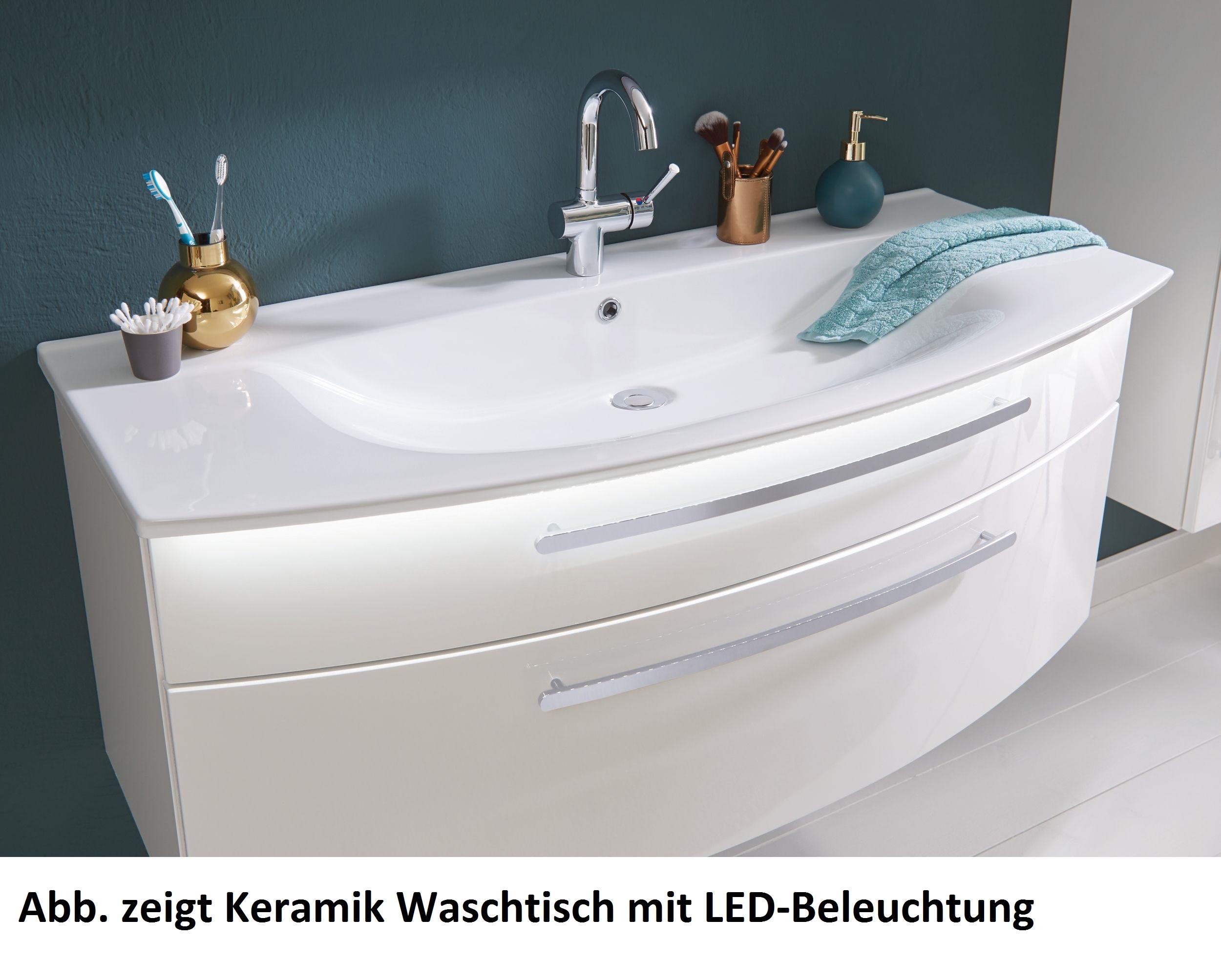 Puris Speed Waschtisch Mit Unterschrank 120 Cm Breit