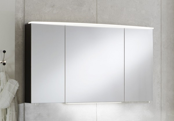 Marlin Bad 3040 - CityPlus Spiegelschrank 120 cm breit SAOE12