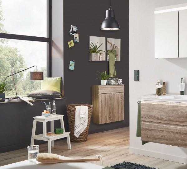 Puris Ace Bad-Highboard mit Wäschekippe 60 cm breit HBA556W01