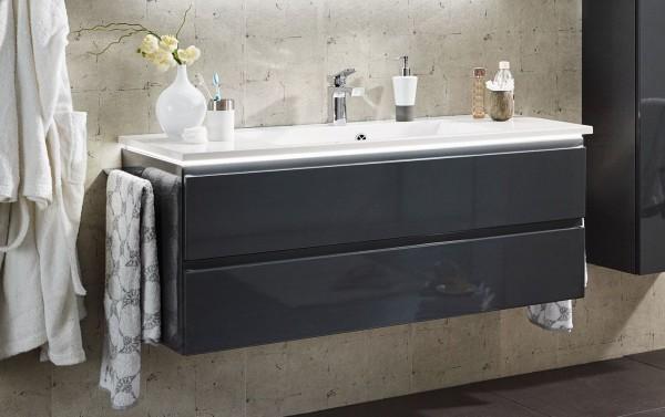 Puris Ace Waschtisch mit Unterschrank 122 cm breit
