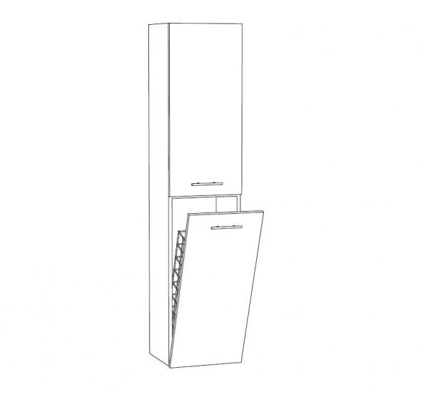 Marlin Bad 3250 Bad-Hochschrank 40 cm breit HTW4