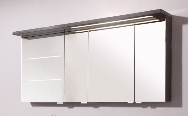 Puris Swing Spiegelschrank 140 cm breit SET40142L