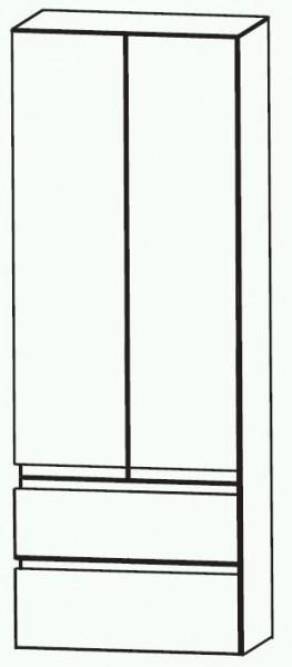 Puris Variado 2.0 Bad-Hochschrank 60 cm breit HNA08604
