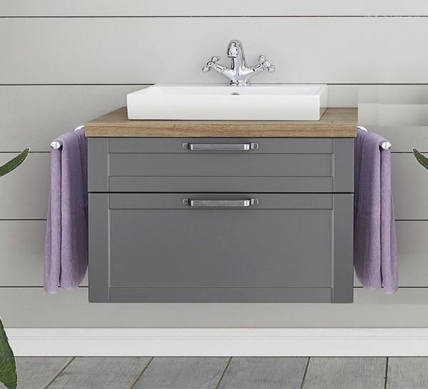 Pelipal Solitaire 9030 Waschtisch mit Unterschrank 84 cm breit