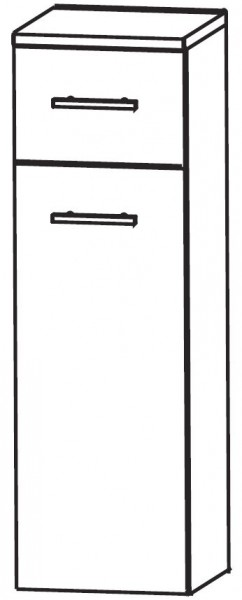 Puris Vuelta Bad-Highboard 30 cm breit HBA553W01