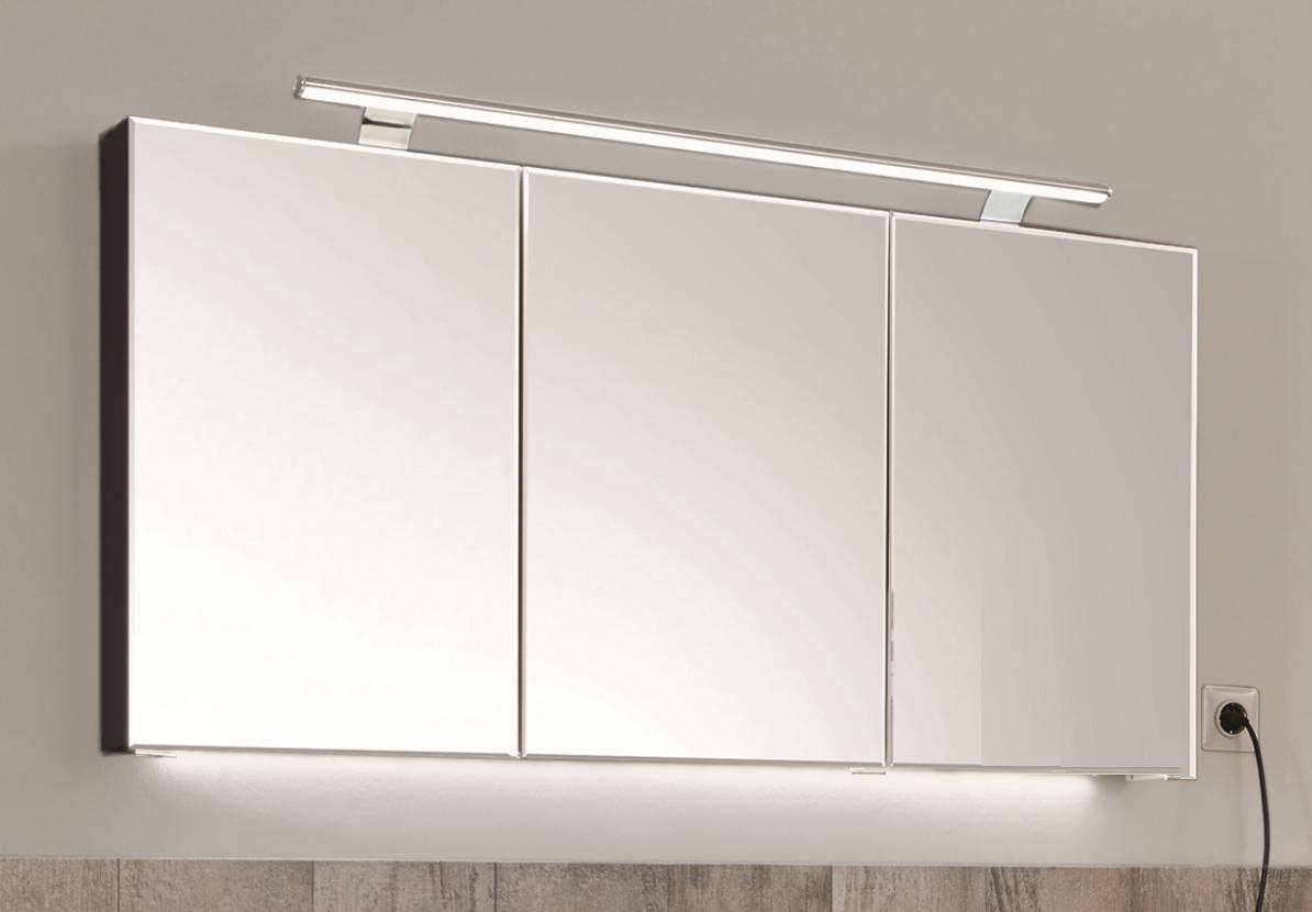puris vuelta bad spiegelschrank 120 cm breit s2a432s 1. Black Bedroom Furniture Sets. Home Design Ideas