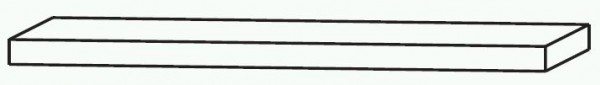 Puris Swing Bad-Steckboard SBG6030