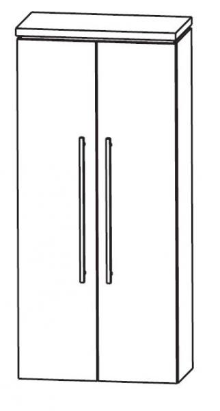 Puris Cool Line Bad-Mittelschrank 60 cm breit MNA846A5