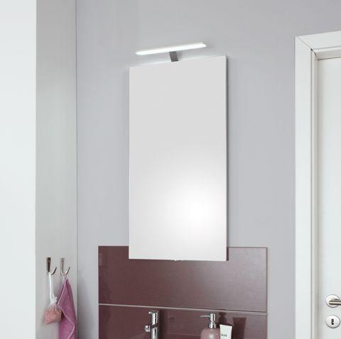 puris for guests badspiegel 40 cm breit fsa5140b2 badm bel 1. Black Bedroom Furniture Sets. Home Design Ideas