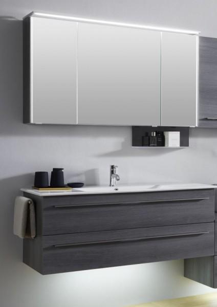 Marlin Bad 3260 Badmöbelset mit Spiegelschrank / 120 cm