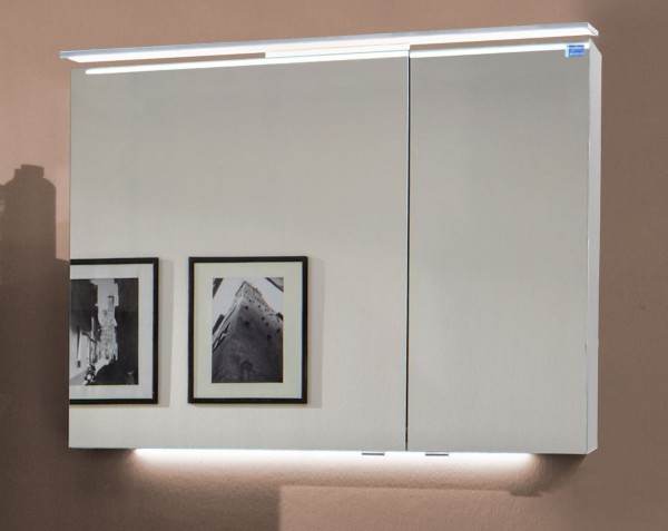 Marlin bad 3160 motion spiegelschrank 90 cm breit sfls63 - Spiegelschrank 90 cm breit ...