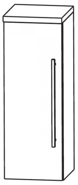 Puris Crescendo Bad-Highboard 40 cm breit HBA514A7