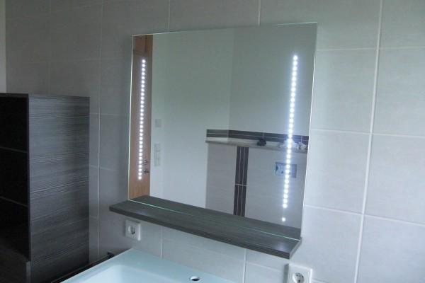 Pelipal PCON Bad-Spiegel mit LED-Beleuchtung 75 cm breit C3-SF5-7570 - sofort lieferbar