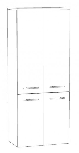 Marlin Bad 3250 Bad-Mittelschrank 60 cm breit MTT6F