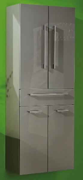 Puris Brillant Bad-Hochschrank 60 cm breit HNA0560W