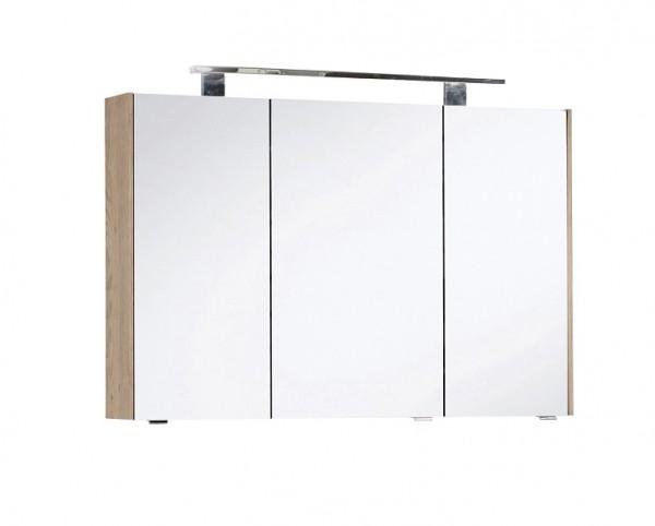 Marlin Bad 3400 - Spiegelschrank 100 cm breit SLEB10 / SLEB10A