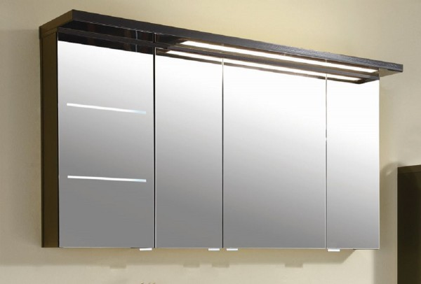 Puris Swing Spiegelschrank 120 cm breit SET40122L
