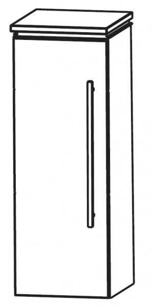 Puris Cool Line Bad-Highboard 40 cm breit HBA514A5