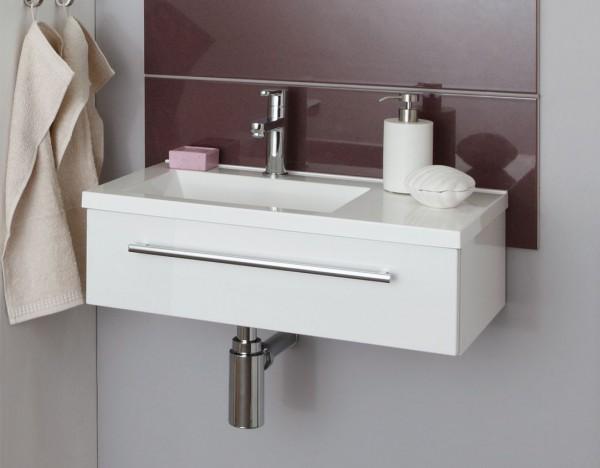 Puris for guests Waschtisch mit Unterschrank 60,6 cm breit SETFG6003