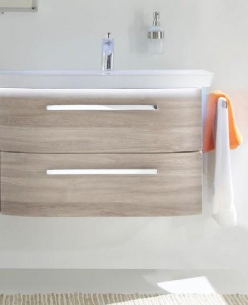 pelipal contea waschtisch mit unterschrank 80 cm breit badm bel 1. Black Bedroom Furniture Sets. Home Design Ideas