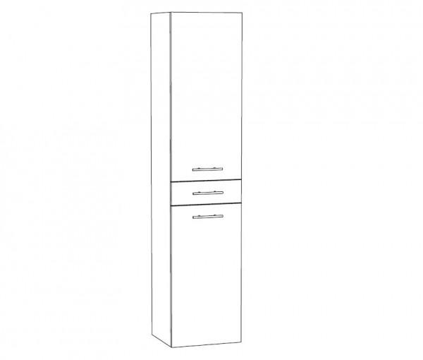 Marlin Bad 3100 - Scala Bad-Hochschrank 40 cm breit HTST4