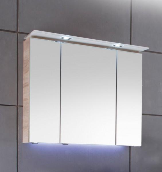Pelipal Solitaire 7005 Spiegelschrank 80 cm breit RD-SPS 01