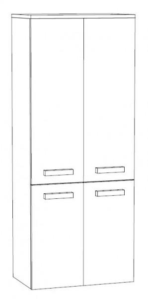 Marlin Bad 3090 – Cosmo Bad-Mittelschrank 60 cm breit MMIT600D