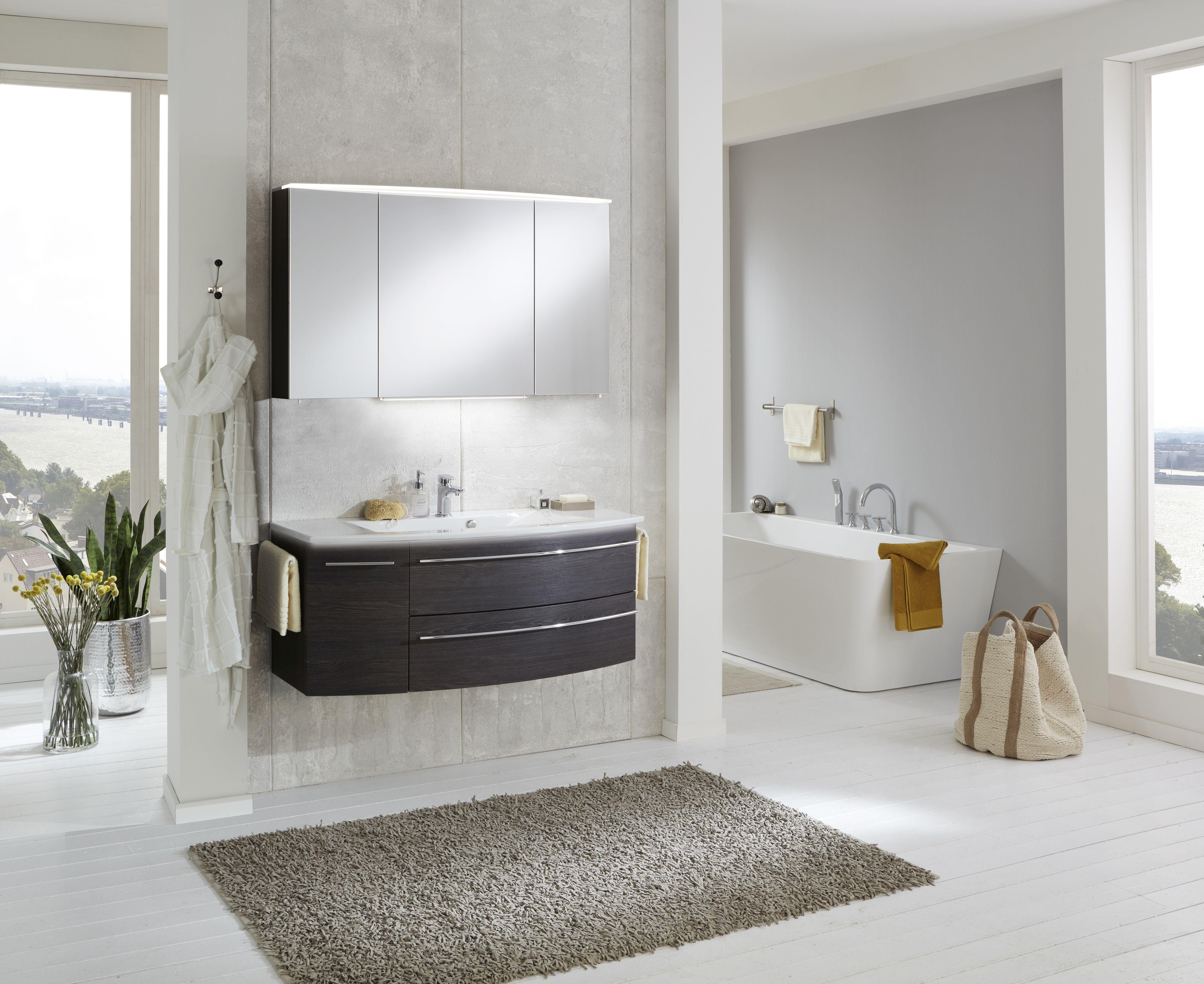Marlin bad 3040 cityplus spiegelschrank 120 cm breit for Spiegelschrank bad 120 cm breit
