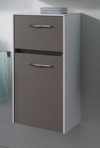 Pelipal Solitaire 6010 Bad-Highboard 37 cm breit 6010-HB 01