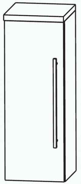 Puris Swing Bad-Highboard 30 cm breit HBA513A7
