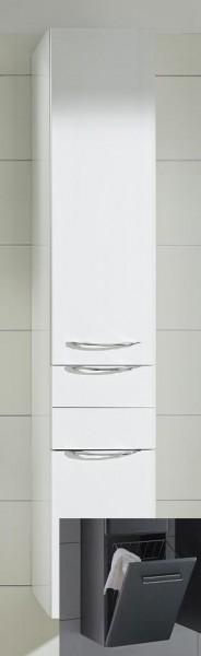 Pelipal Solitaire 6025 Hochschrank mit Wäschekippe 30 cm 6025-HSW 30-04